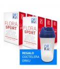 FLORA  SPORT (PACK  3x2) Tratamiento 3 meses