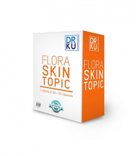 FLORA SKIN TOPIC CAPSULES