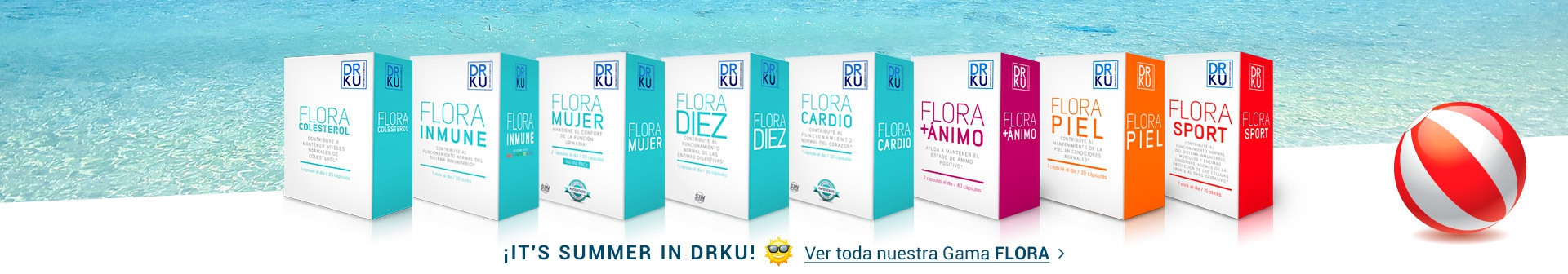 ¡It's spring in drku! all our products
