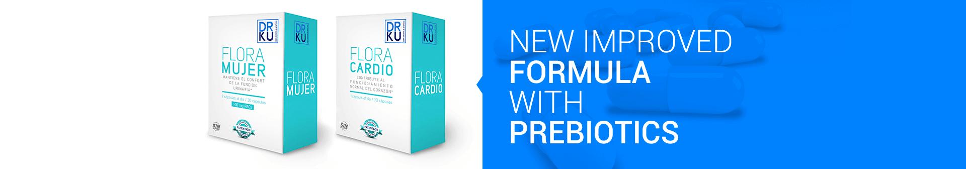 new prebiotic formula